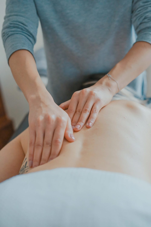 Problemrelateret behandling og massage